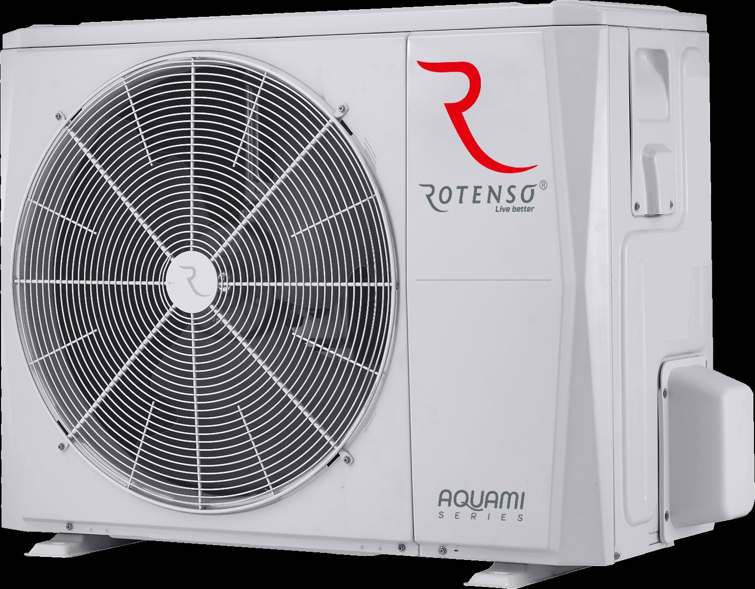 Klimatyzator - klimatyzacja Rotenso