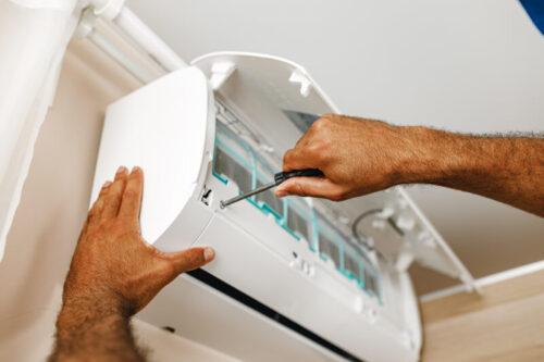 Montaż klimatyzacji i wentylacji